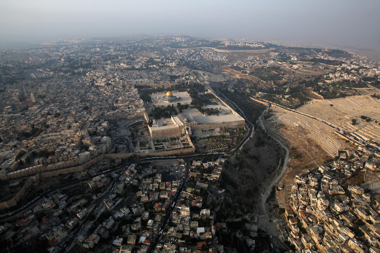 Jerusalem Nad